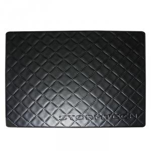 Leather optical mouse pad