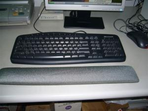 Soft Keyboard Pad